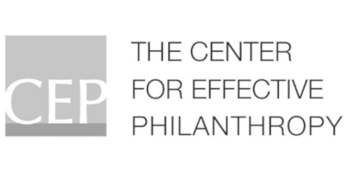 Center for Effective Philanthropy